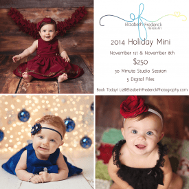 Holiday Mini Session CT Photographer Elizabeth Frederick Photography www.elizabethfrederickphotography.com