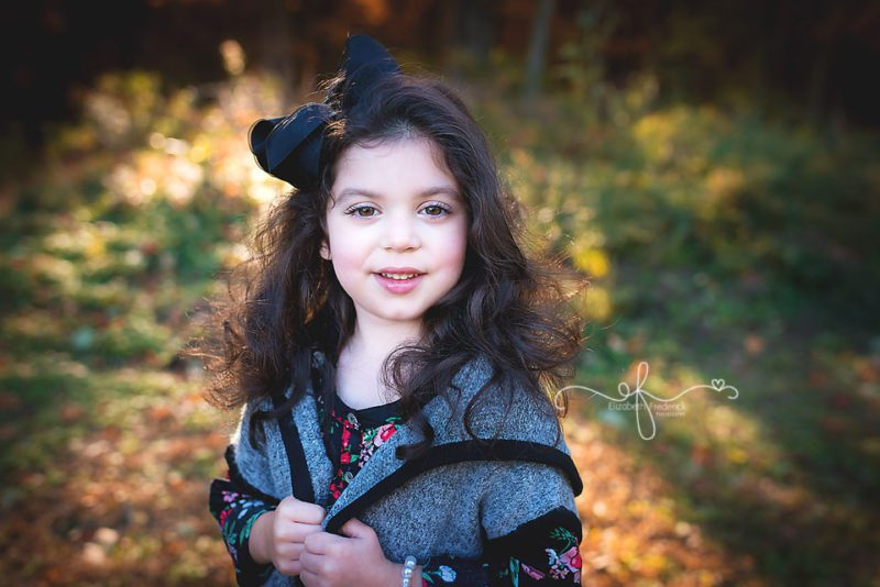 Fall Mini Session in CT, CT Child Photographer, Fall Mini Session Photographer Elizabeth Frederick Photography
