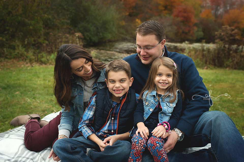 CT fall Mini Session Photographer