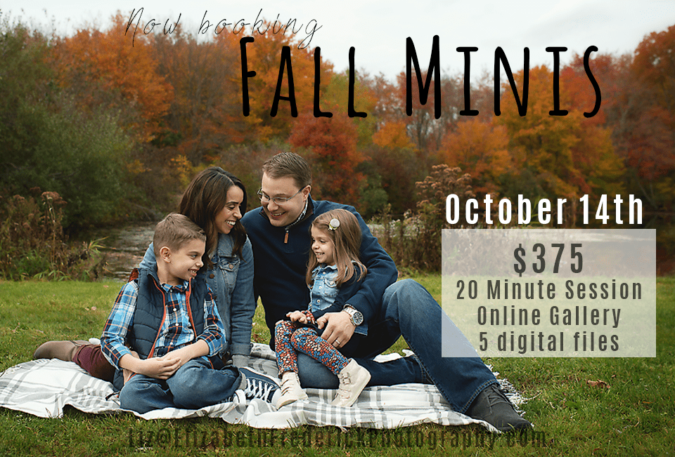 ct fall mini session photographer, family photographer